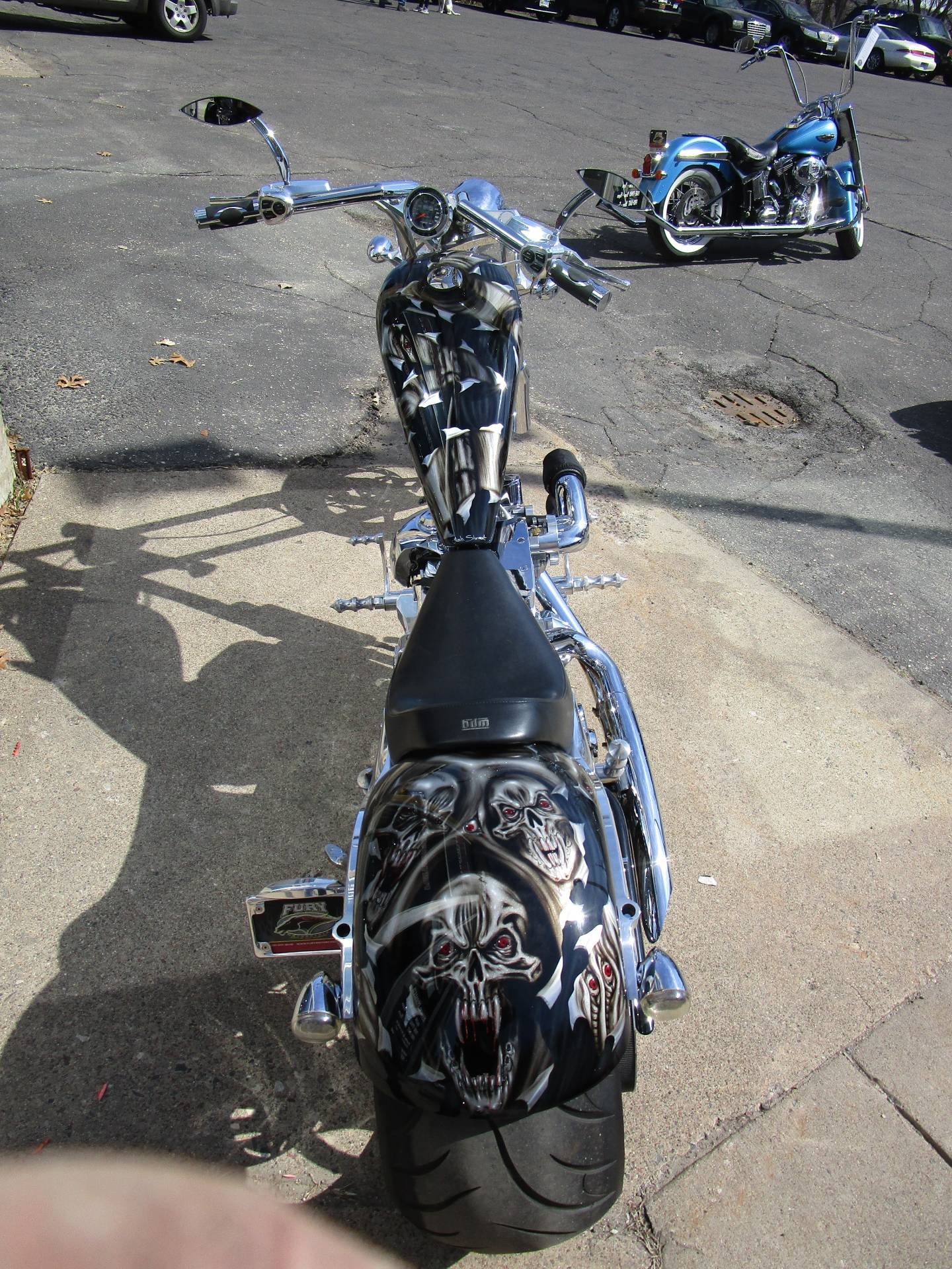 2006 Big Dog Motorcycles K-9 in South Saint Paul, Minnesota