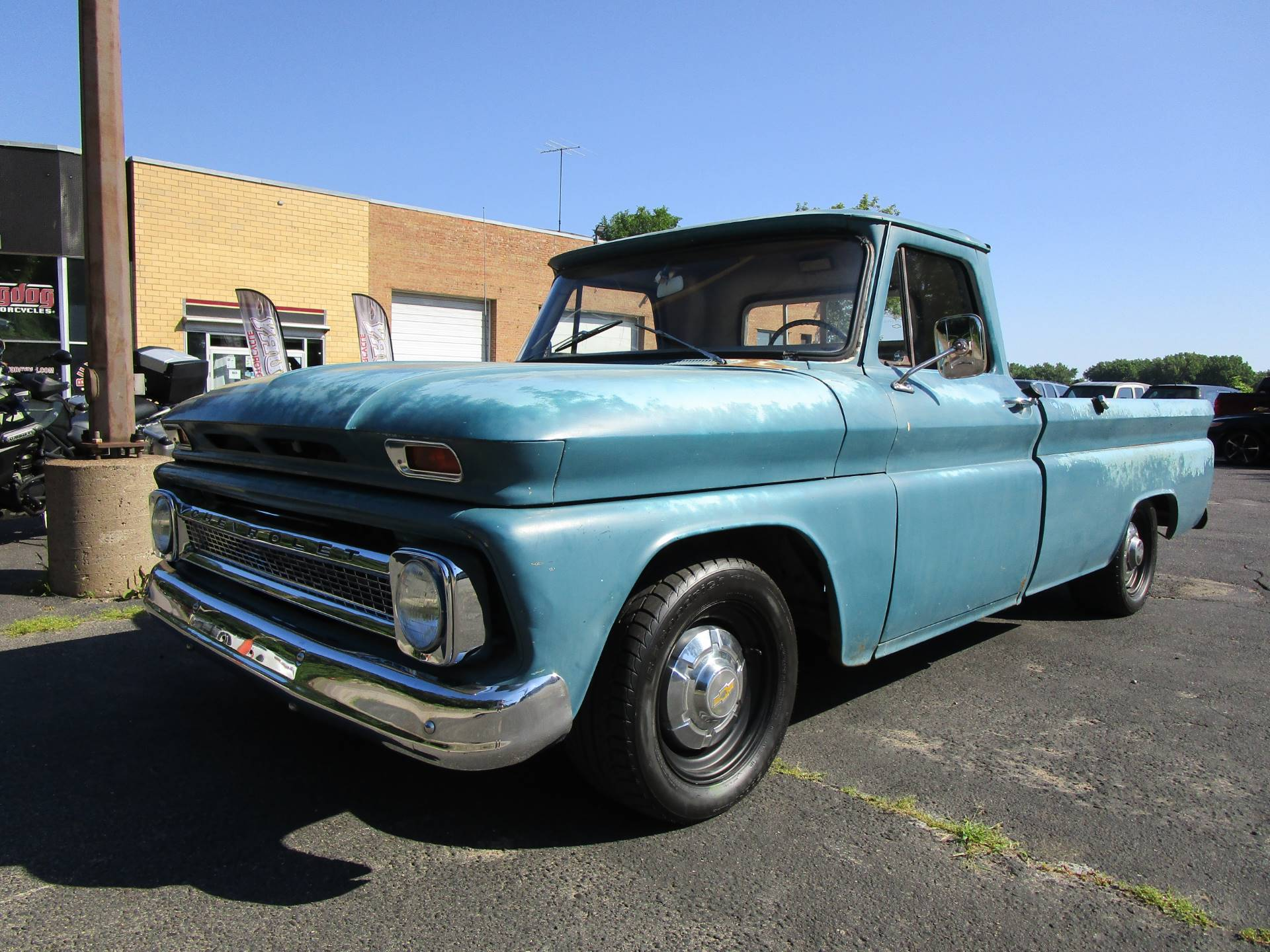 1964 Chevy C20 in South Saint Paul, Minnesota