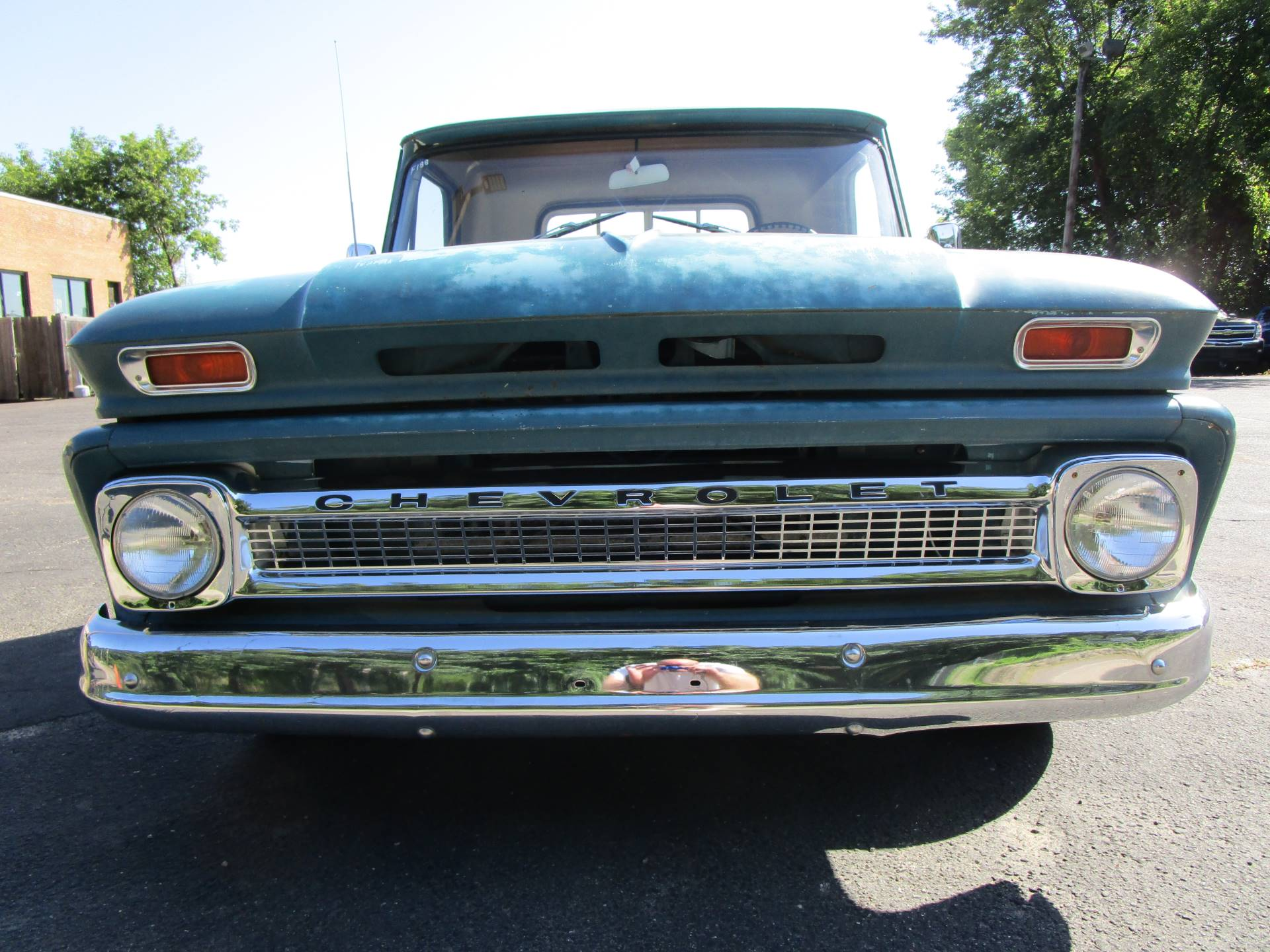 1964 Chevy C20 Specialty Vehicles South Saint Paul Minnesota Truck Grille In