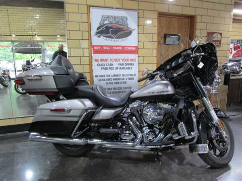 2016 Harley-Davidson Ultra Limited in South Saint Paul, Minnesota - Photo 1