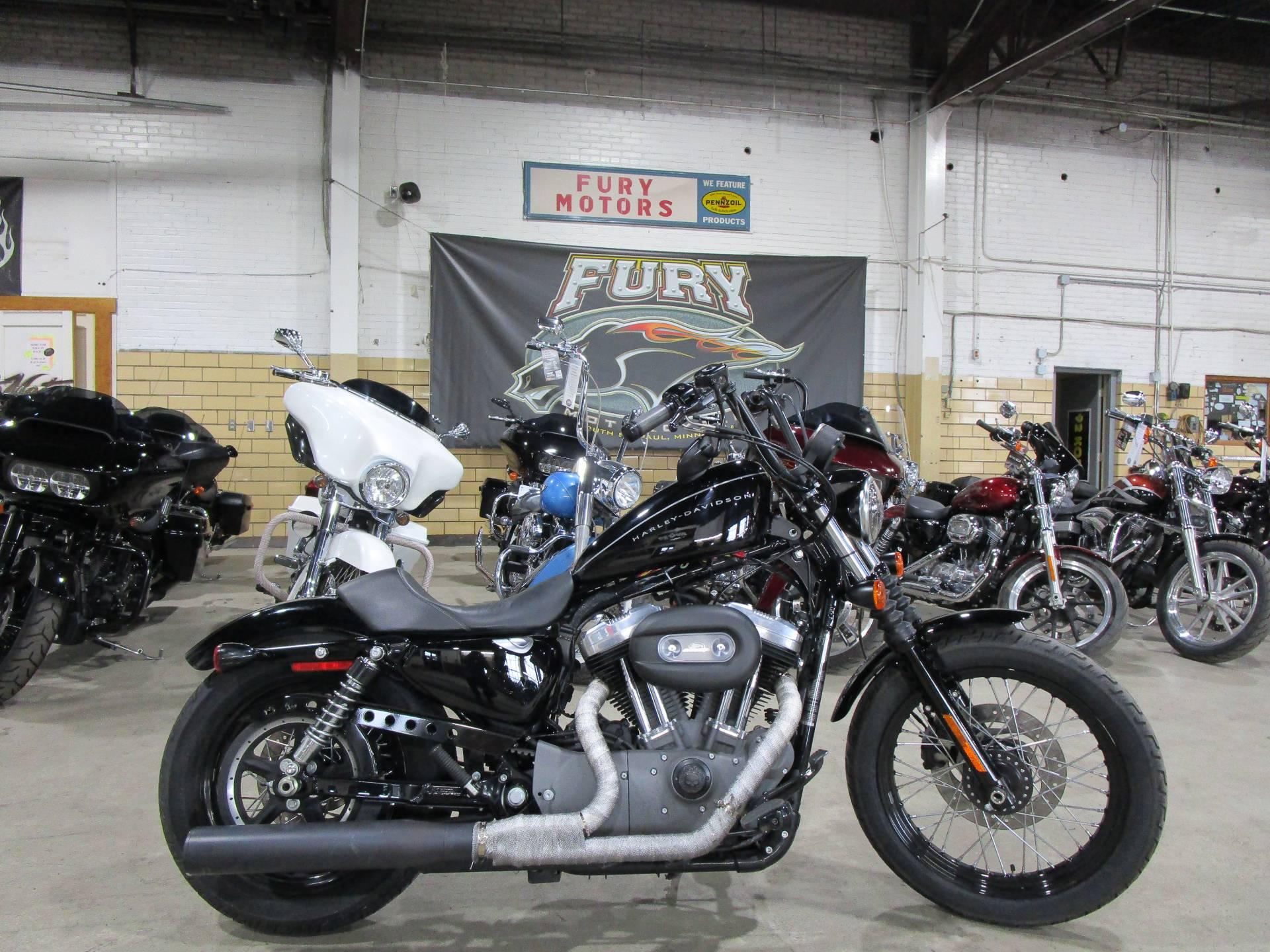 2008 Harley-Davidson XL1200N NIGHTSTER for sale 121900