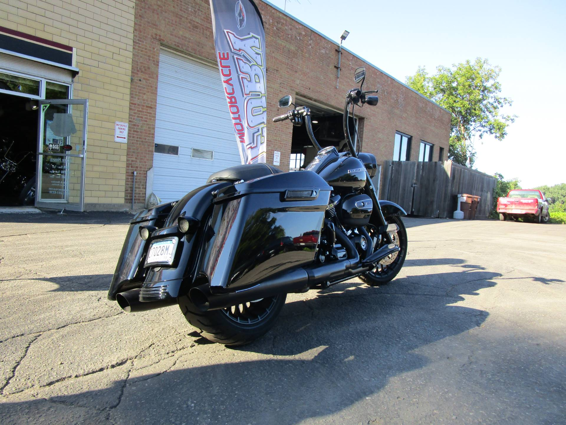2017 Harley-Davidson Road King® Special in South Saint Paul, Minnesota