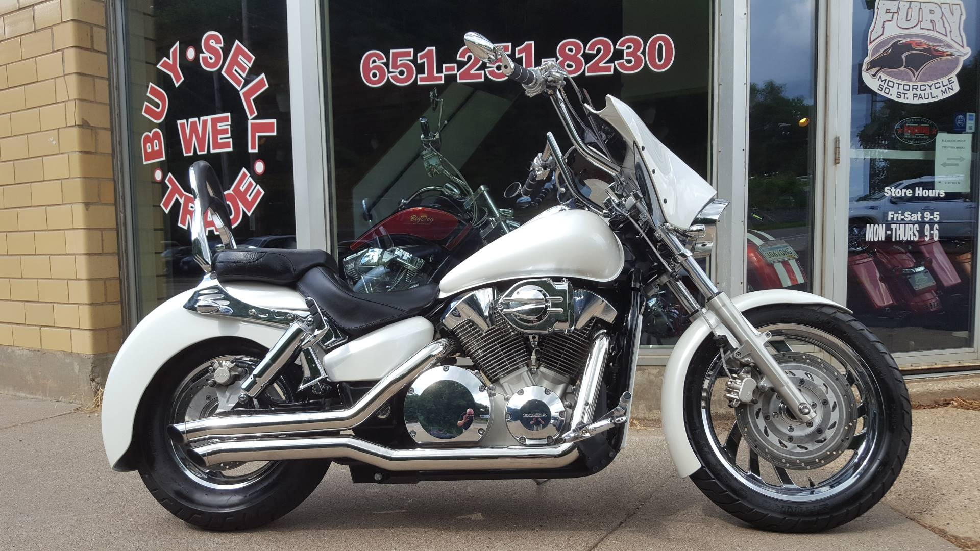 2007 Honda VTX™1300C in South Saint Paul, Minnesota