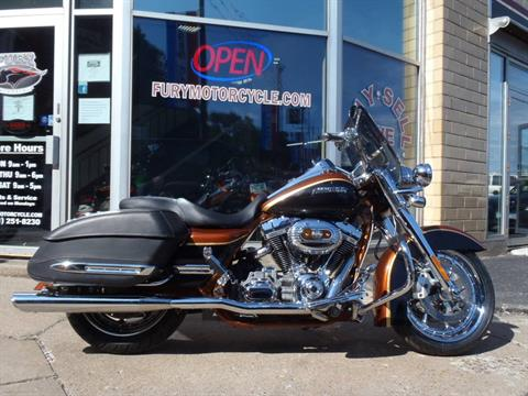 2008 Harley-Davidson CVO™ Screamin' Eagle® Road King® in South Saint Paul, Minnesota - Photo 1