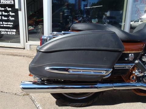 2008 Harley-Davidson CVO™ Screamin' Eagle® Road King® in South Saint Paul, Minnesota - Photo 9