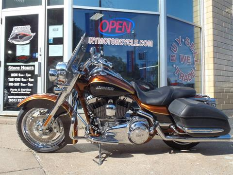 2008 Harley-Davidson CVO™ Screamin' Eagle® Road King® in South Saint Paul, Minnesota - Photo 11