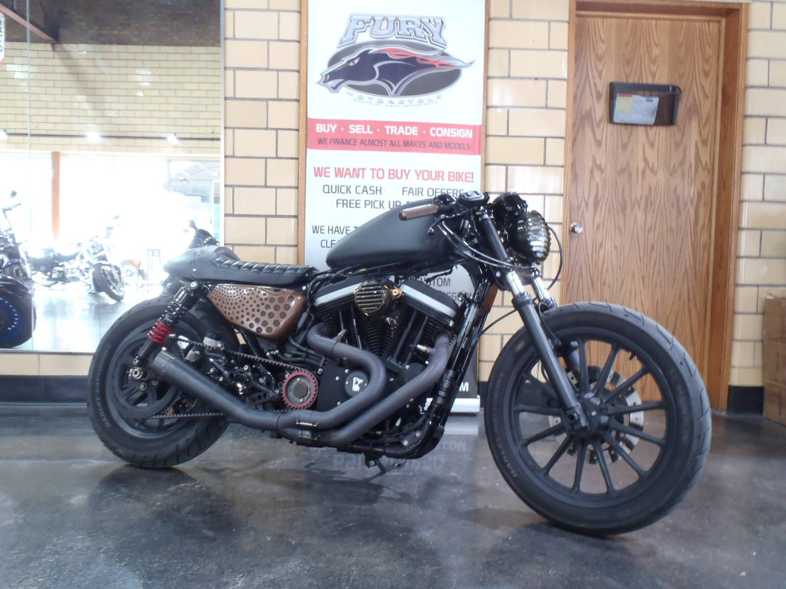 2012 Harley-Davidson Sportster® Iron 883™ in South Saint Paul, Minnesota - Photo 1
