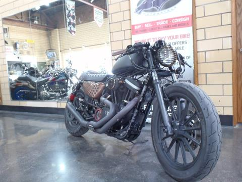 2012 Harley-Davidson Sportster® Iron 883™ in South Saint Paul, Minnesota - Photo 2