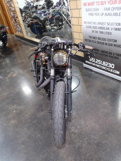 2012 Harley-Davidson Sportster® Iron 883™ in South Saint Paul, Minnesota - Photo 3