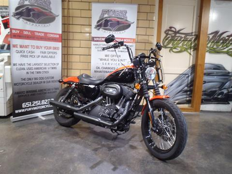 2009 Harley-Davidson Sportster® 1200 Nightster® in South Saint Paul, Minnesota - Photo 1