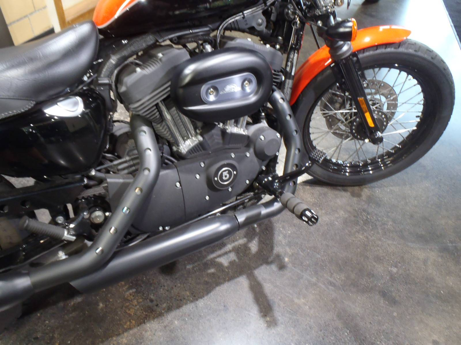 2009 Harley-Davidson Sportster® 1200 Nightster® in South Saint Paul, Minnesota - Photo 5