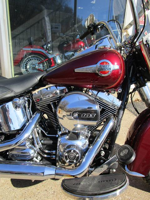 2017 Harley-Davidson Heritage Softail® Classic in South Saint Paul, Minnesota - Photo 2