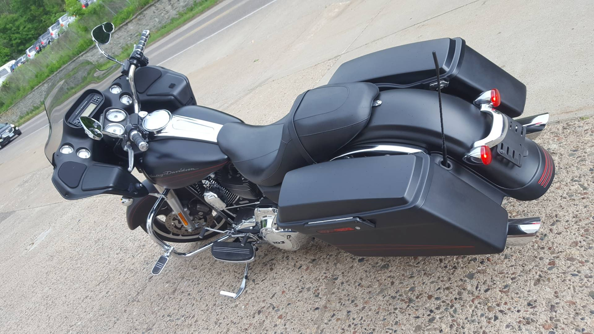 2012 Harley-Davidson Road Glide® Custom in South Saint Paul, Minnesota