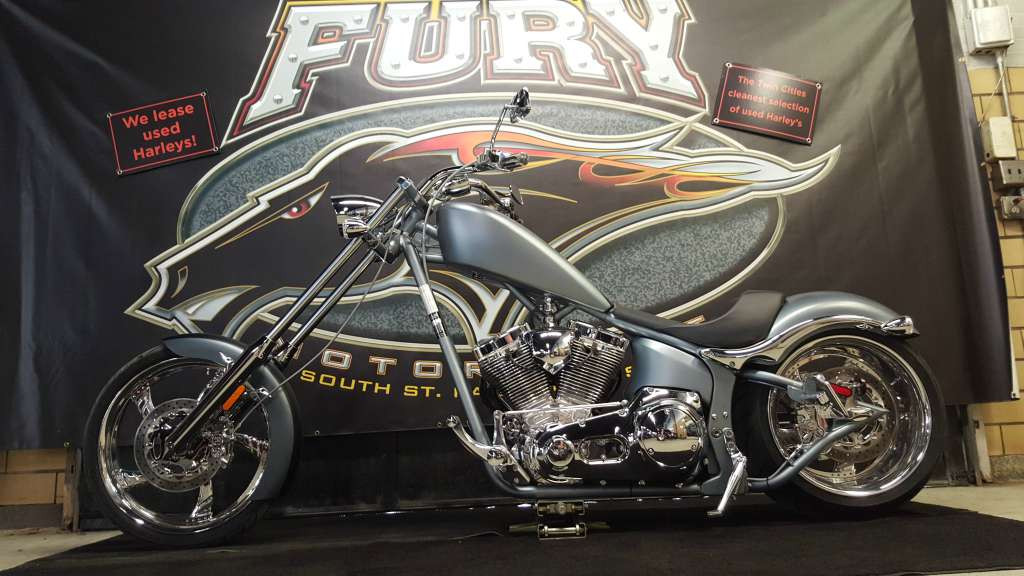 2016 Big Dog Motorcycles K9 in South Saint Paul, Minnesota