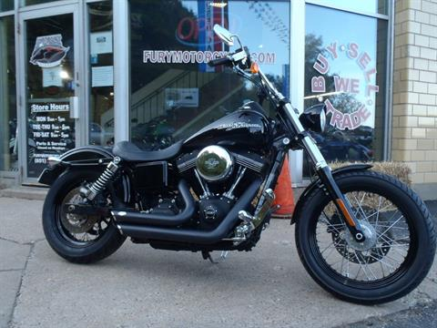 2014 Harley-Davidson Dyna® Street Bob® in South Saint Paul, Minnesota - Photo 1