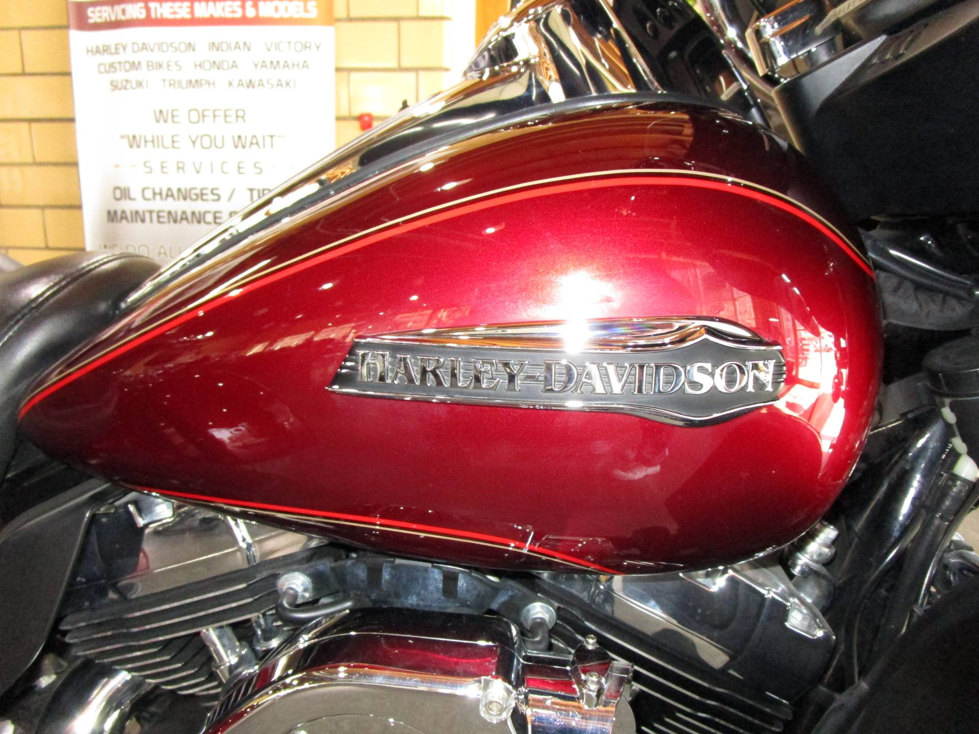2016 Harley-Davidson Tri Glide® Ultra in South Saint Paul, Minnesota - Photo 6