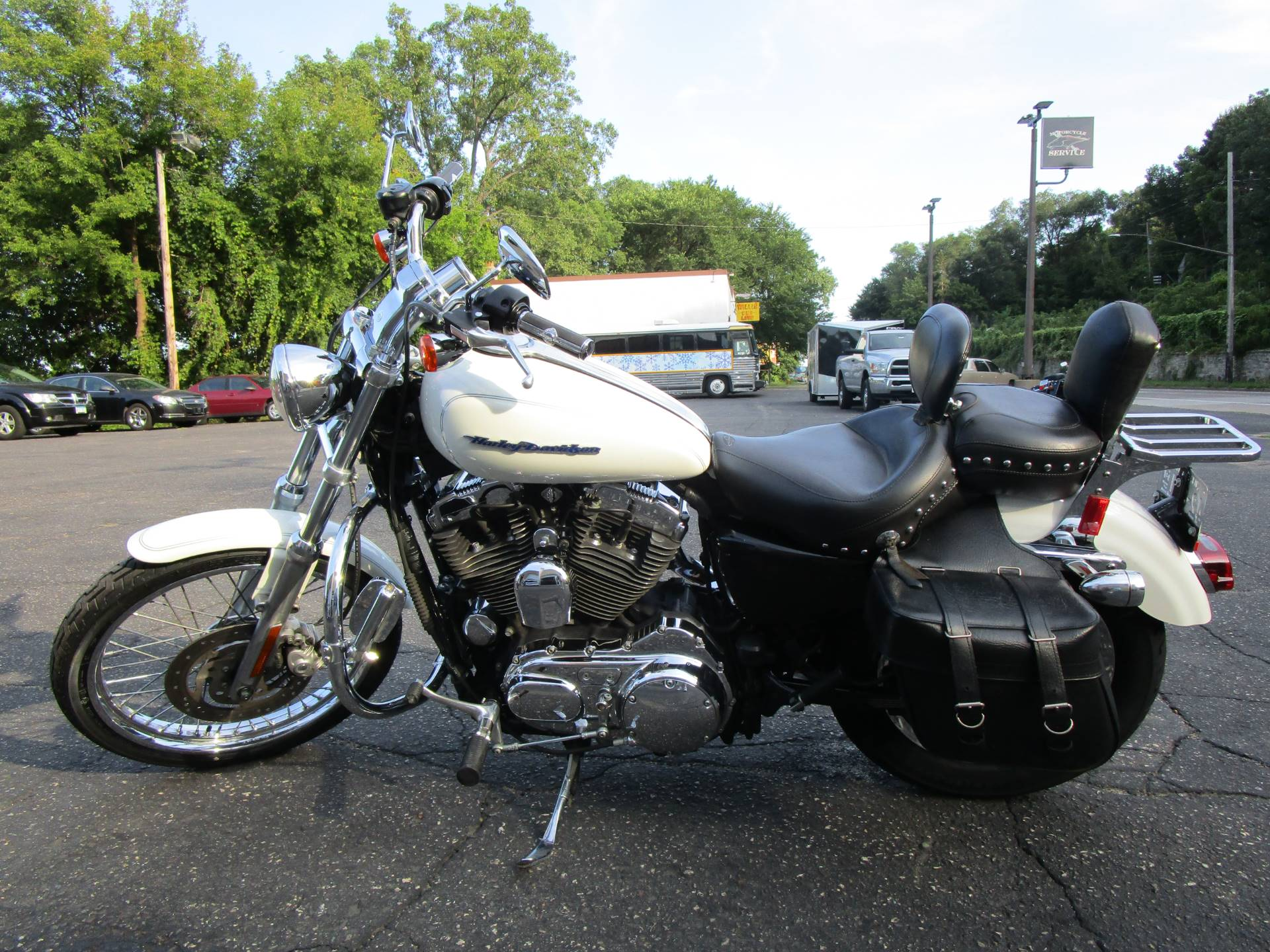 2005 Harley-Davidson Sportster® XL 1200 Custom in South Saint Paul, Minnesota