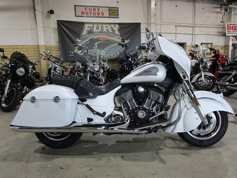 2017 Indian Chieftain® in South Saint Paul, Minnesota - Photo 1