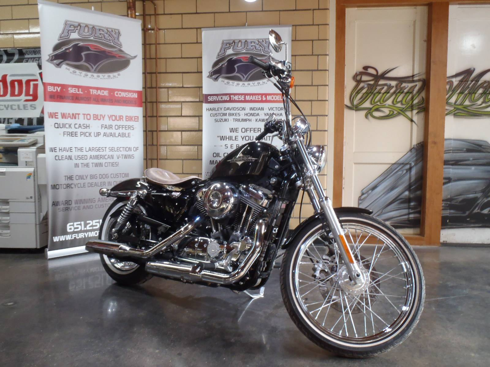 2015 Harley-Davidson Seventy-Two® in South Saint Paul, Minnesota - Photo 1
