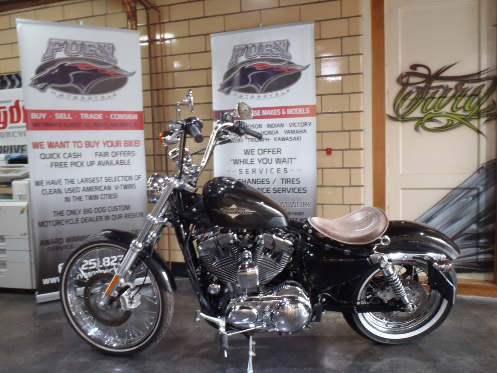 2015 Harley-Davidson Seventy-Two® in South Saint Paul, Minnesota - Photo 10