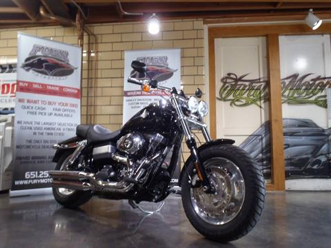 2010 Harley-Davidson Dyna® Fat Bob® in South Saint Paul, Minnesota - Photo 1