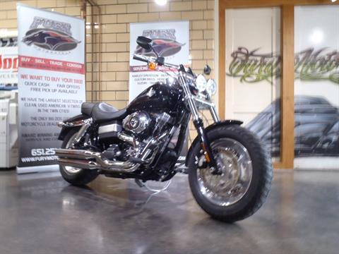2010 Harley-Davidson Dyna® Fat Bob® in South Saint Paul, Minnesota - Photo 2