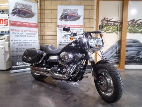 2010 Harley-Davidson Dyna® Fat Bob® in South Saint Paul, Minnesota - Photo 4