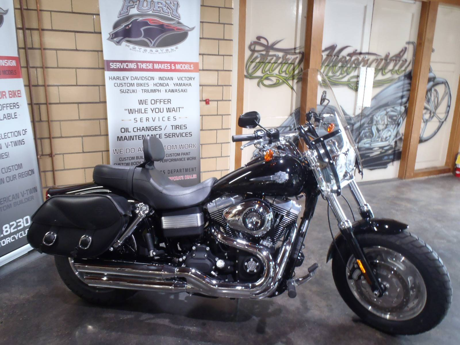 2010 Harley-Davidson Dyna® Fat Bob® in South Saint Paul, Minnesota - Photo 6