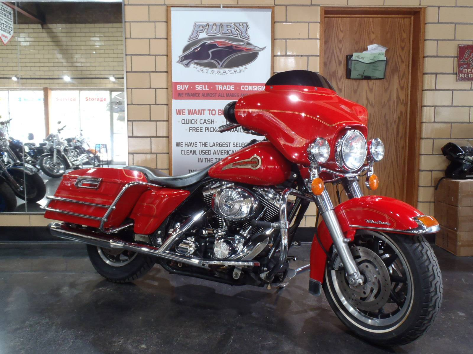 2002 Harley-Davidson FLHTCUI Ultra Classic® Electra Glide® in South Saint Paul, Minnesota - Photo 1