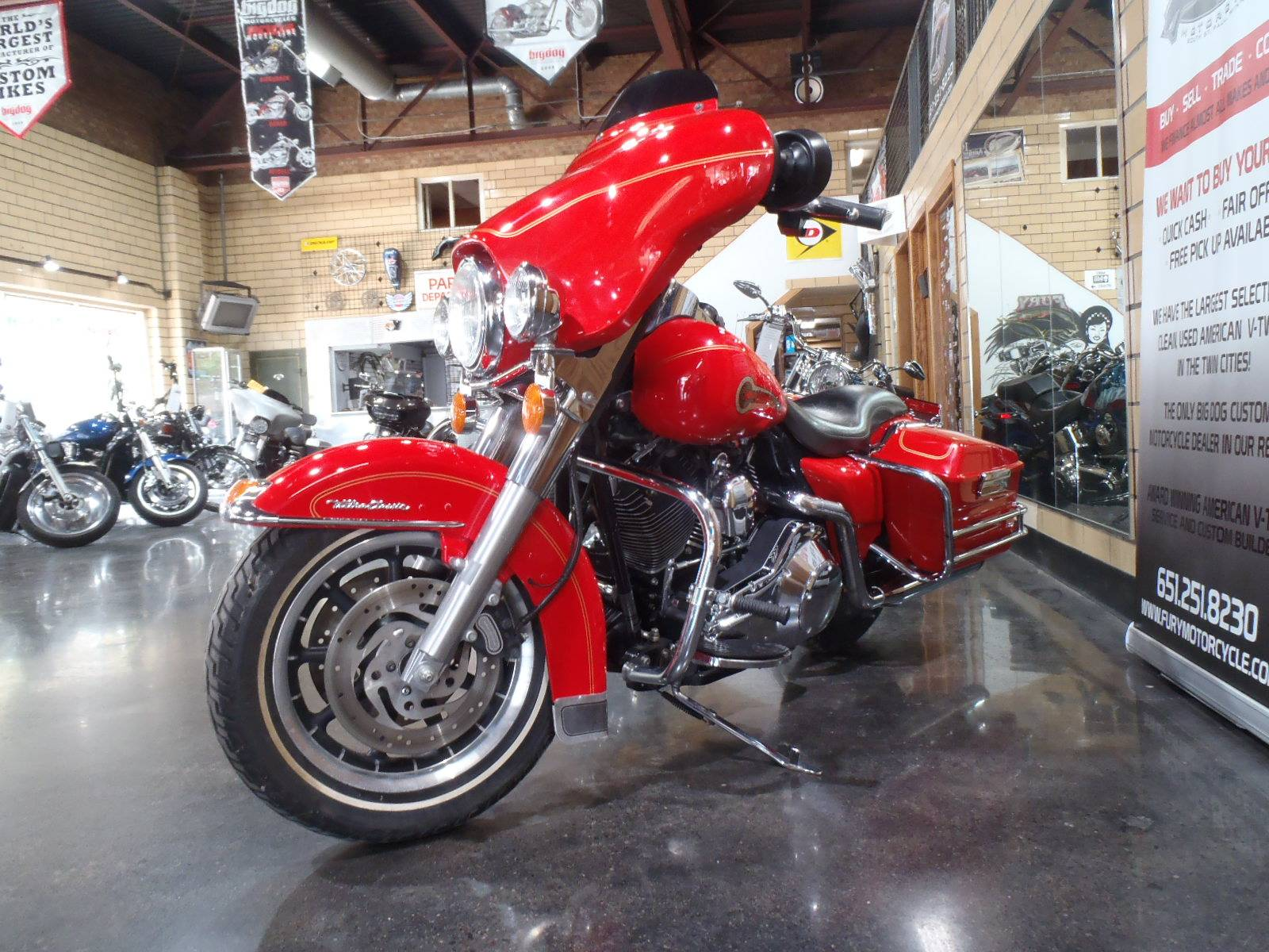 2002 Harley-Davidson FLHTCUI Ultra Classic® Electra Glide® in South Saint Paul, Minnesota - Photo 3
