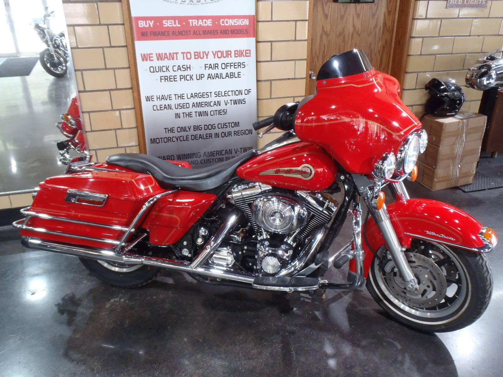 2002 Harley-Davidson FLHTCUI Ultra Classic® Electra Glide® in South Saint Paul, Minnesota - Photo 8