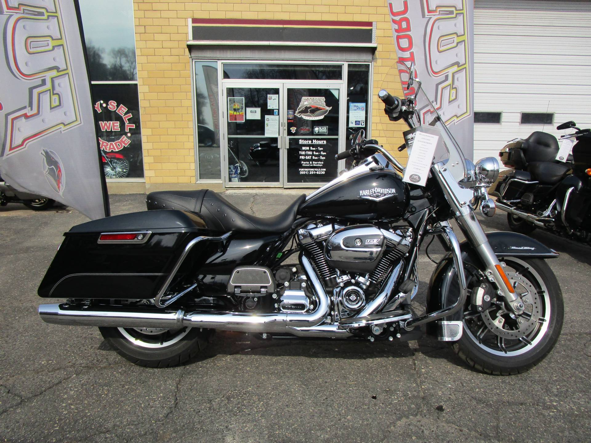 2017 Harley-Davidson Road King® in South Saint Paul, Minnesota - Photo 1