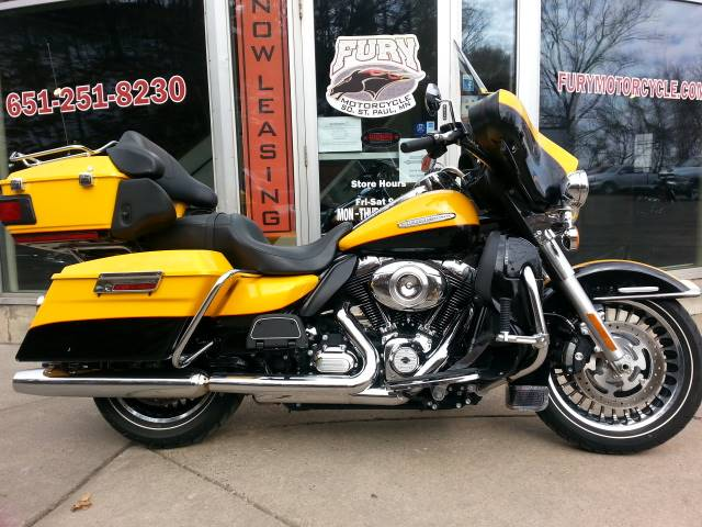 2013 Harley-Davidson Electra Glide® Ultra Limited in South Saint Paul, Minnesota