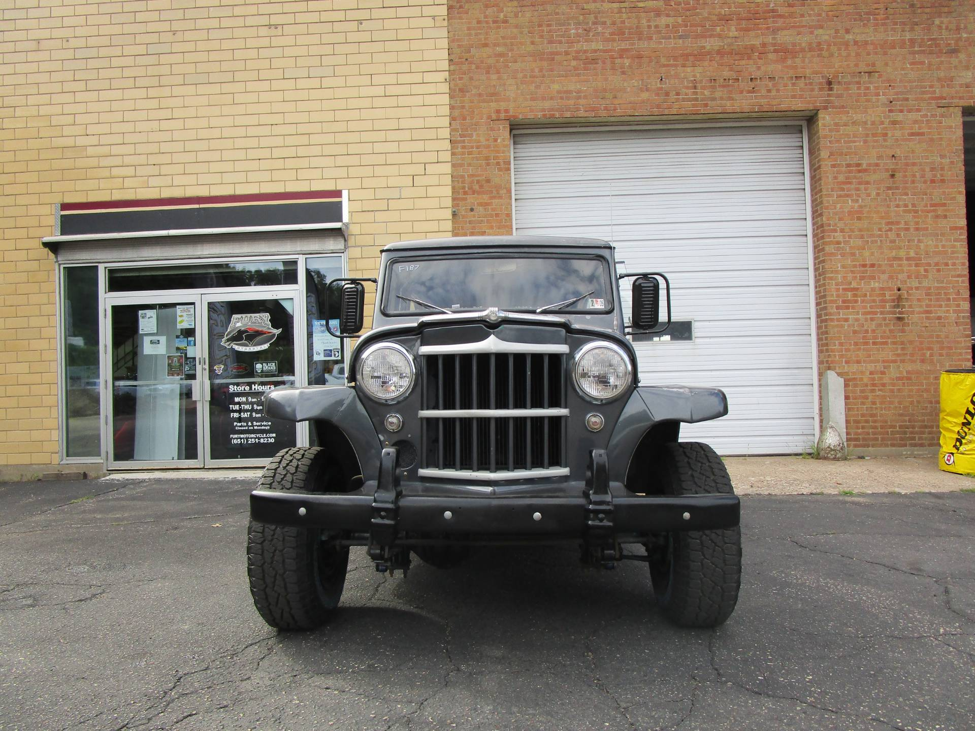 1962 Jeep Willys in South Saint Paul, Minnesota - Photo 4