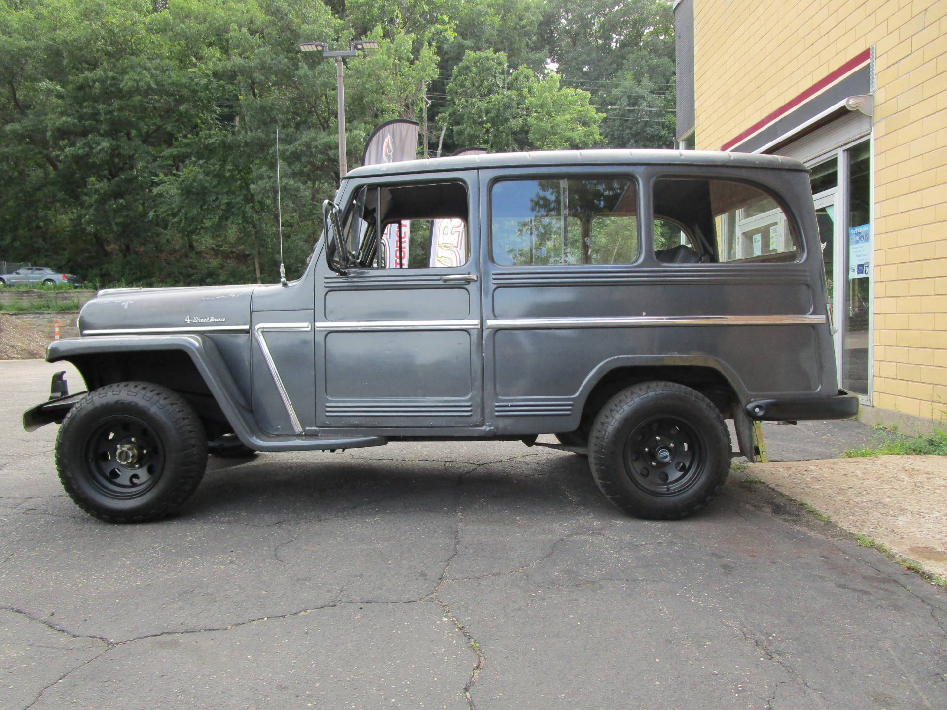 1962 Jeep Willys in South Saint Paul, Minnesota - Photo 5