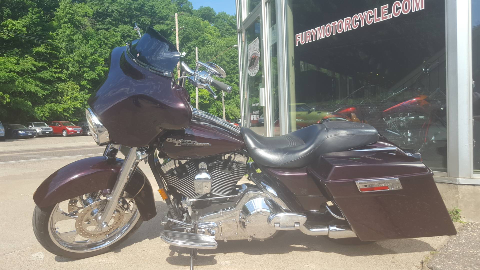 2006 Harley-Davidson Street Glide™ in South Saint Paul, Minnesota