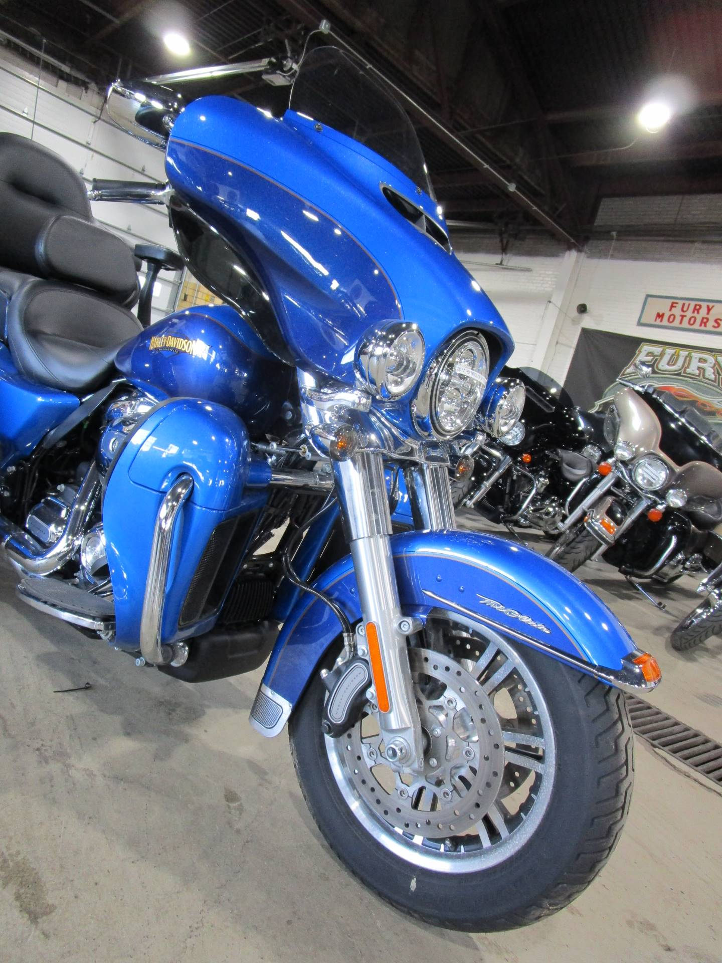 2017 Harley-Davidson Tri Glide® Ultra in South Saint Paul, Minnesota