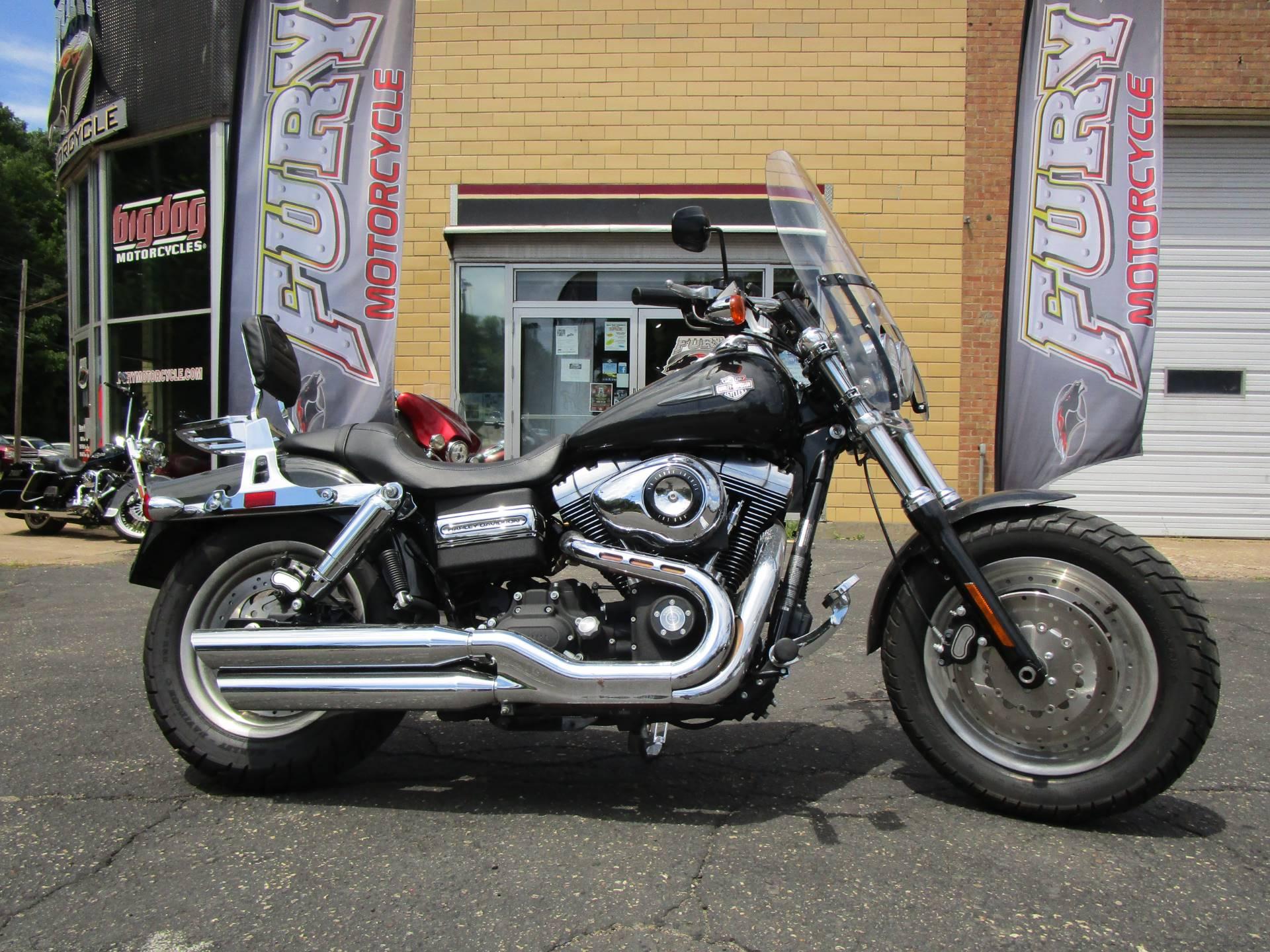 2009 Harley-Davidson Dyna Fat Bob for sale 12584