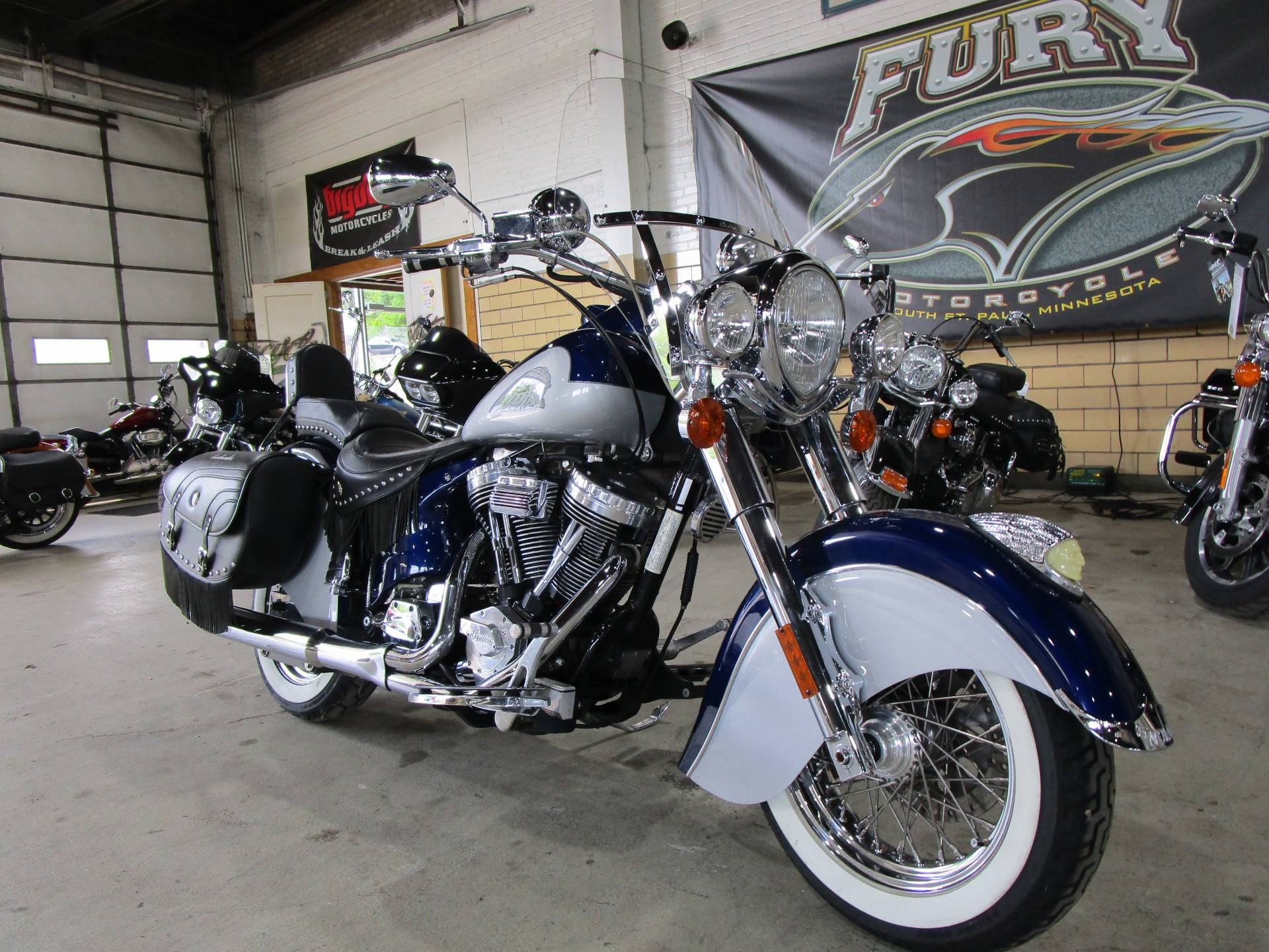2002 Indian Chief Roadmaster in South Saint Paul, Minnesota - Photo 4