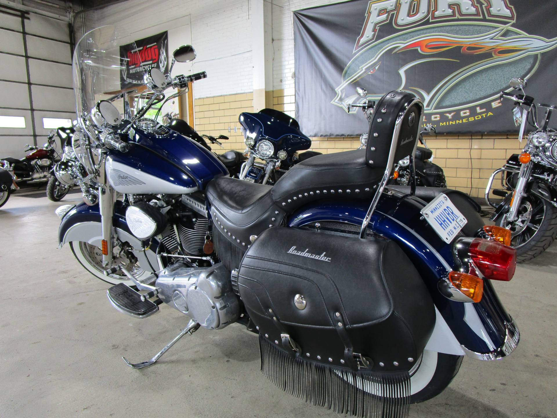 2002 Indian Chief Roadmaster in South Saint Paul, Minnesota - Photo 5