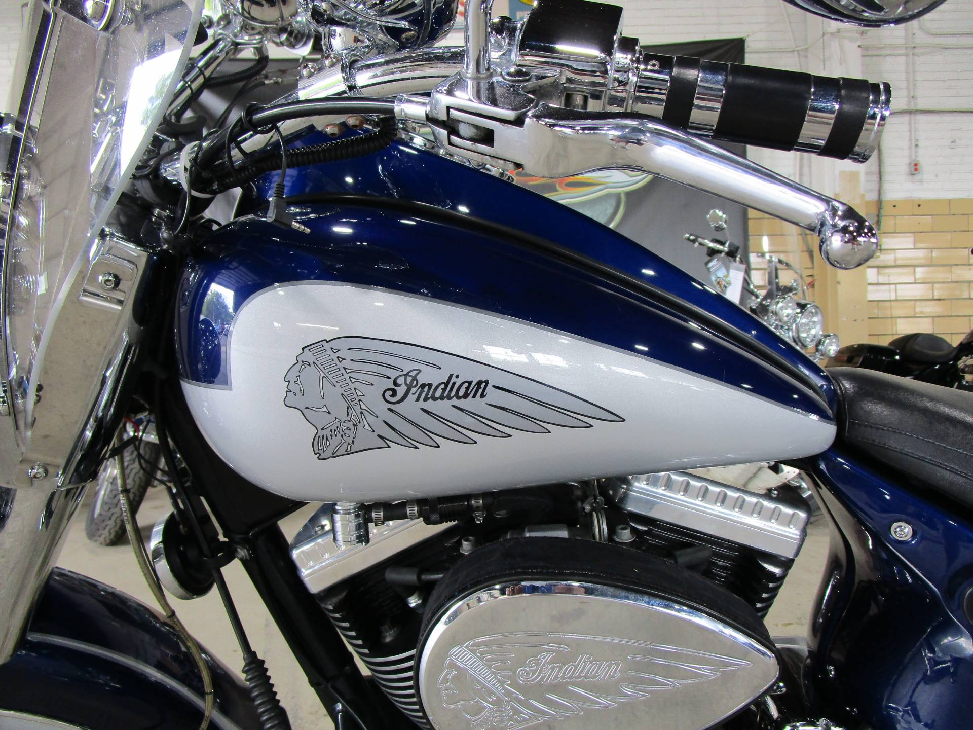2002 Indian Chief Roadmaster in South Saint Paul, Minnesota - Photo 8