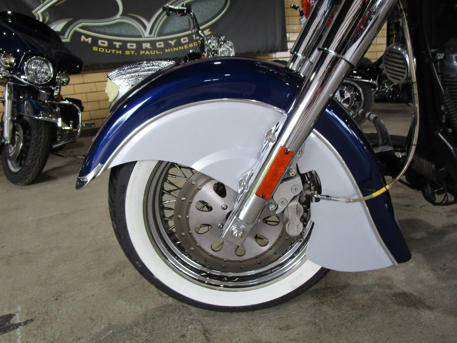 2002 Indian Chief Roadmaster in South Saint Paul, Minnesota - Photo 10