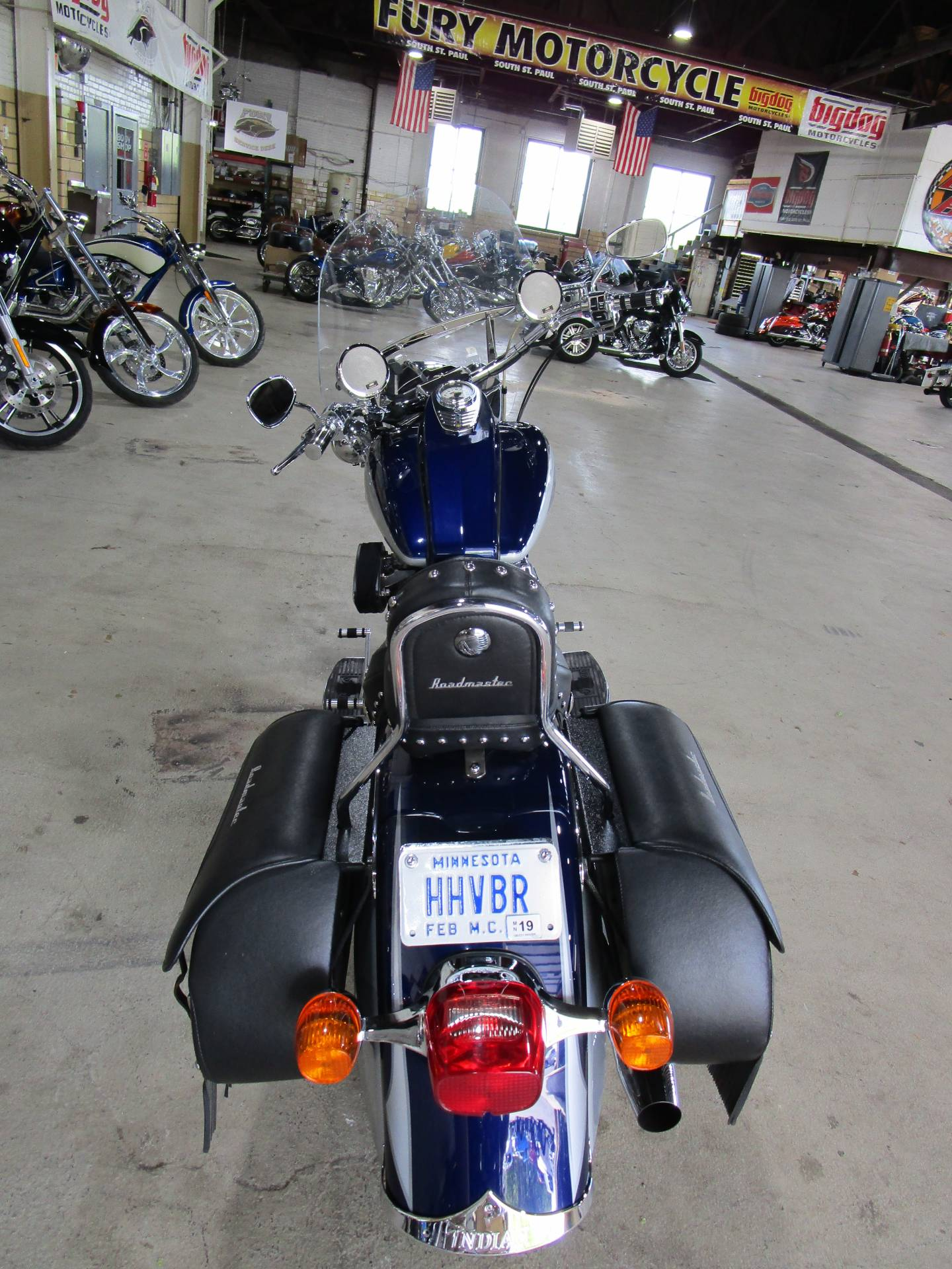 2002 Indian Chief Roadmaster in South Saint Paul, Minnesota - Photo 23