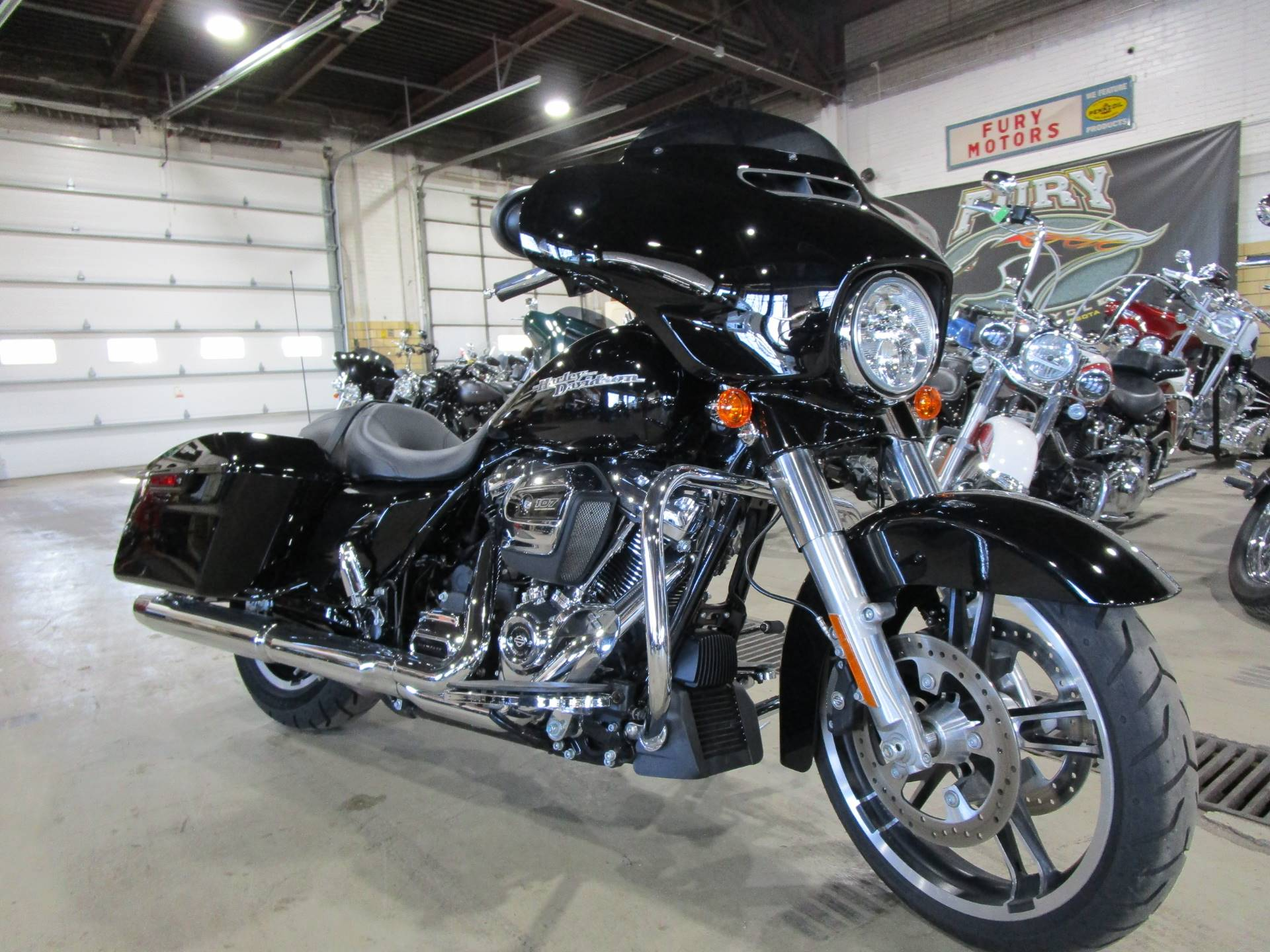 2017 Harley-Davidson Street Glide® Special in South Saint Paul, Minnesota