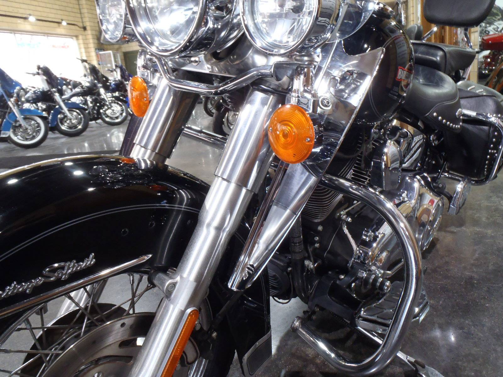 2007 Harley-Davidson Heritage Softail Classic in South Saint Paul, Minnesota - Photo 18