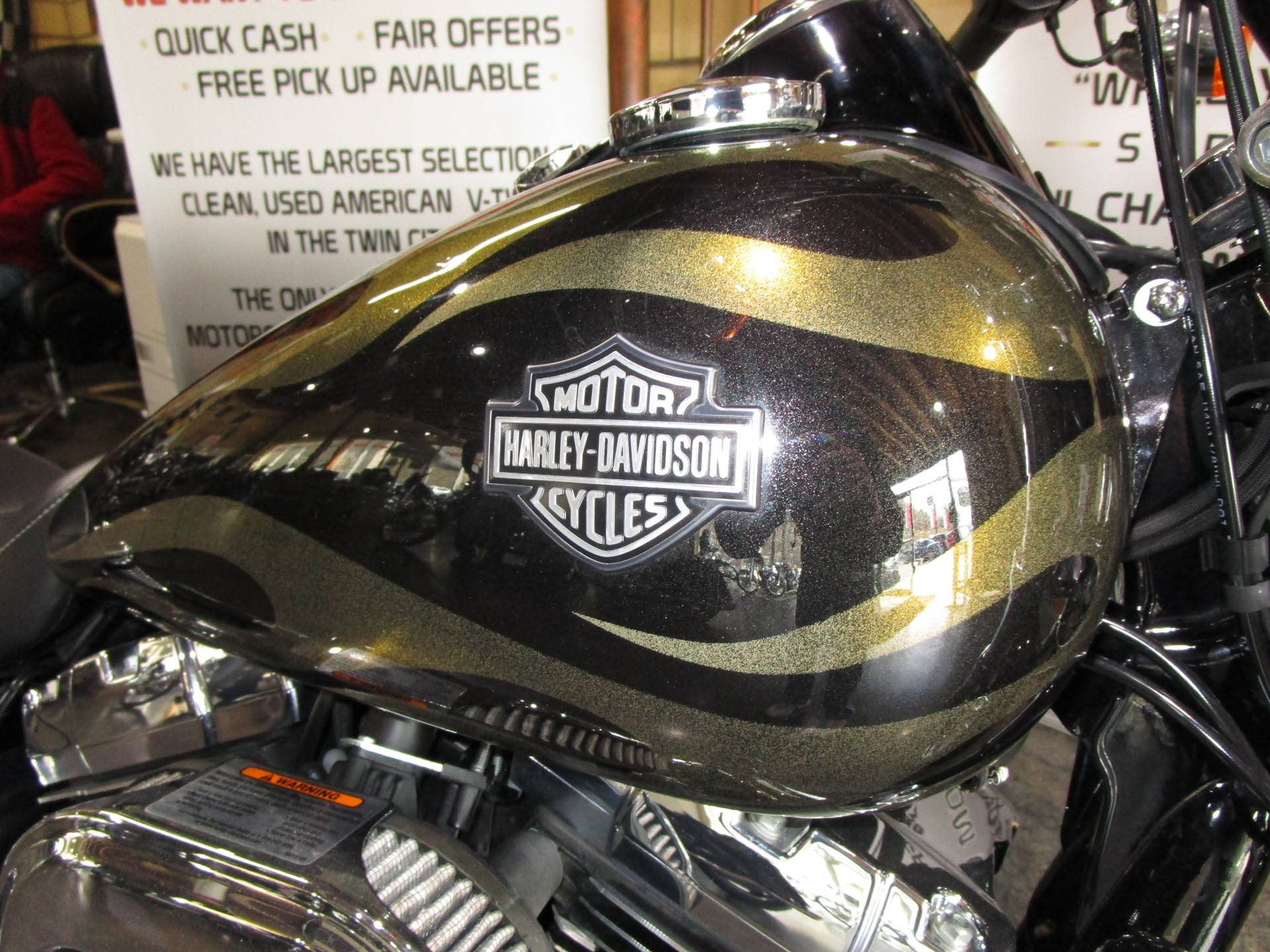 2017 Harley-Davidson Wide Glide in South Saint Paul, Minnesota - Photo 3