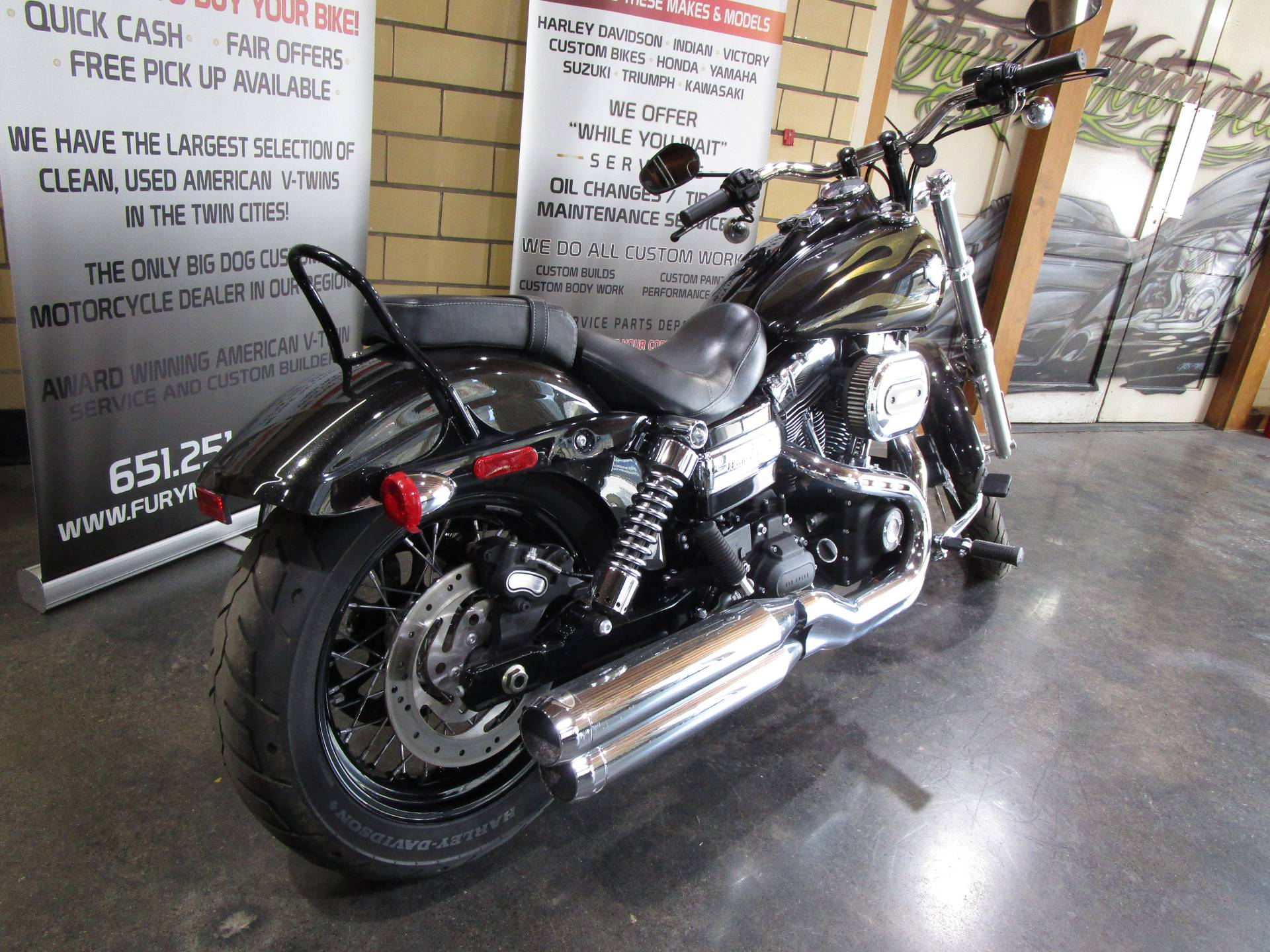 2017 Harley-Davidson Wide Glide in South Saint Paul, Minnesota - Photo 7