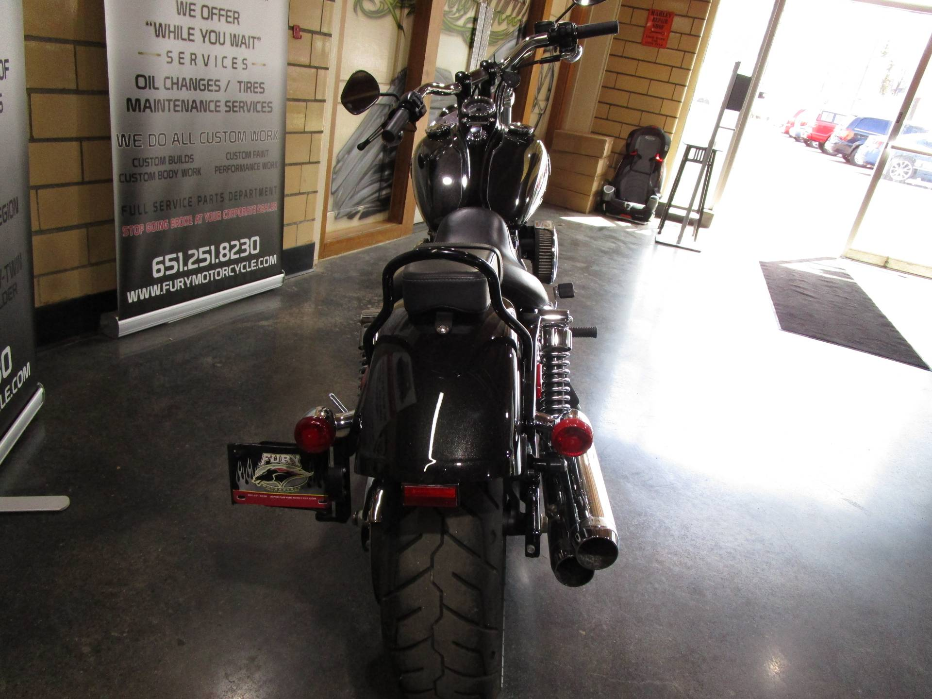 2017 Harley-Davidson Wide Glide in South Saint Paul, Minnesota - Photo 8