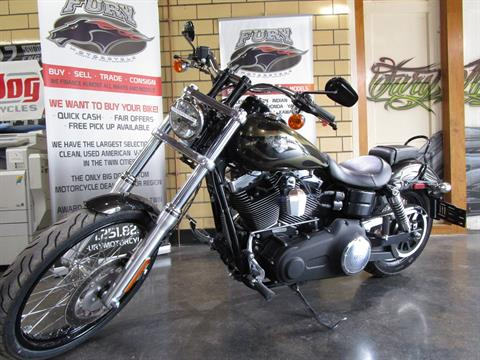 2017 Harley-Davidson Wide Glide in South Saint Paul, Minnesota - Photo 10