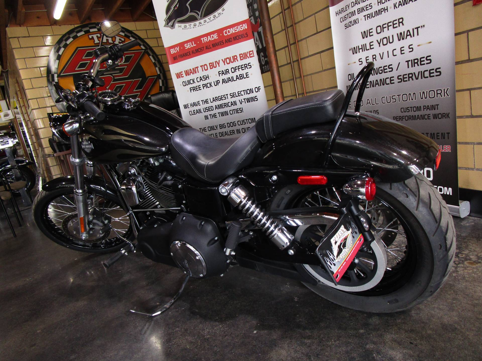 2017 Harley-Davidson Wide Glide in South Saint Paul, Minnesota - Photo 12